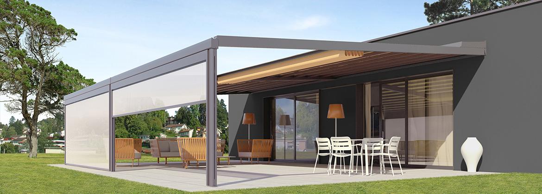 Pose de store Suisse, Store extérieur, Pergolas et pavillons de jardin